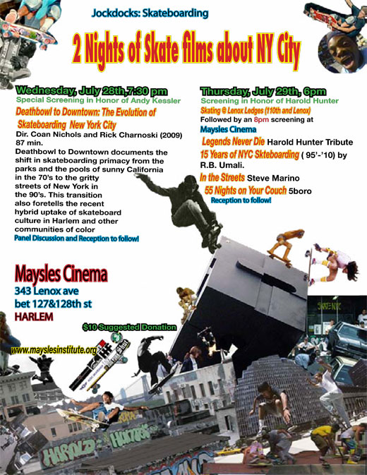 SkateFilmsAboutNYCity
