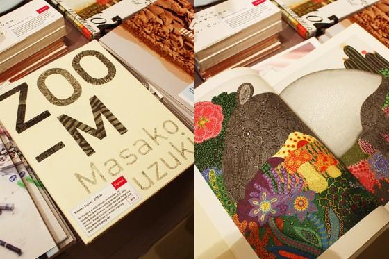 """ZOO-M"" by Masako Suzuki (Foil)"