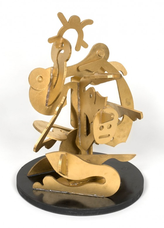 Maquette for Amaral Trophy